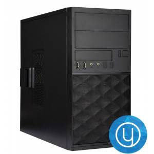 Yours! Yours Blue Desktop PC i3/8GB/1TB/240GB SSD/HDMI/W10