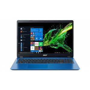 Acer Aspire 3 15.6 F-HD / i3-10110u / 4GB / 512GB SSD / Blue / W10P