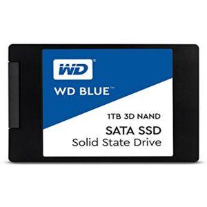 Western Digital Blue 3D NAND SATA SSD 250GB 250GB 2.5 inch