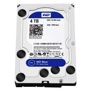 Western Digital 4TB IntelliPower - 64MB -