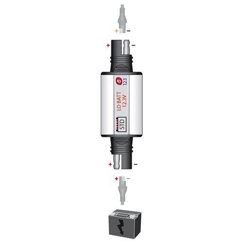 OPTIMATE O-123 spanningsverklikker lood-zuur batterijen, Accessoires