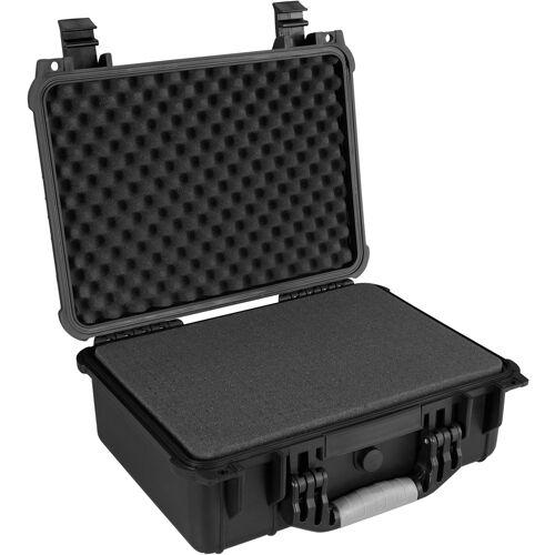 tectake Universele box camerabeschermingskoffer maat - L