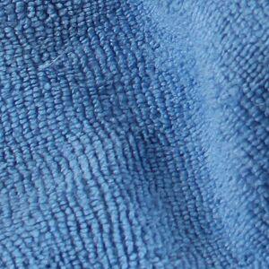 tectake 100 Microvezel doeken, 35x35 cm, wasbaar - kleurrijk