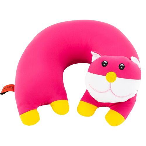 Cuddlebug nekkussen - Kat
