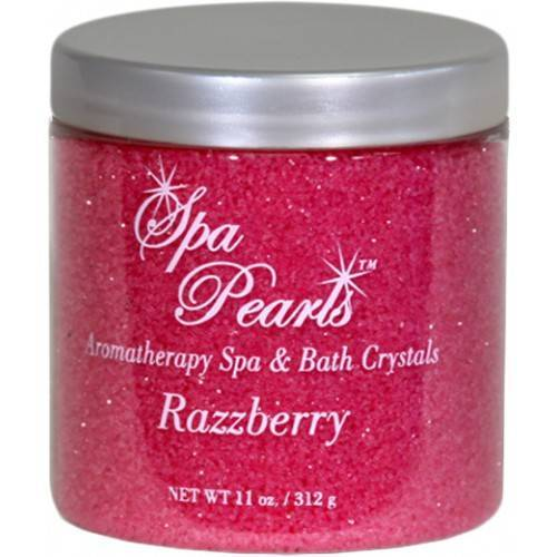 InSparations Spa Pearls Badzout - Razzberry
