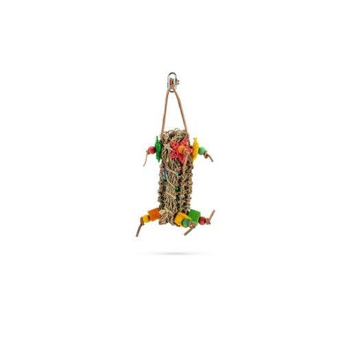 Beeztees Rika - Vogelspeelgoed - 29 Cm