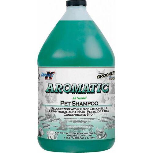 Double K Aromatic shampoo, deodoriserend 3,8 ltr