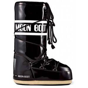 Moonboot - Snowboot Black White Vinyl 35/38 - Moon Boots
