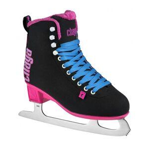 Chaya - Black Pink Figure Skates - Kunst Schaatsen