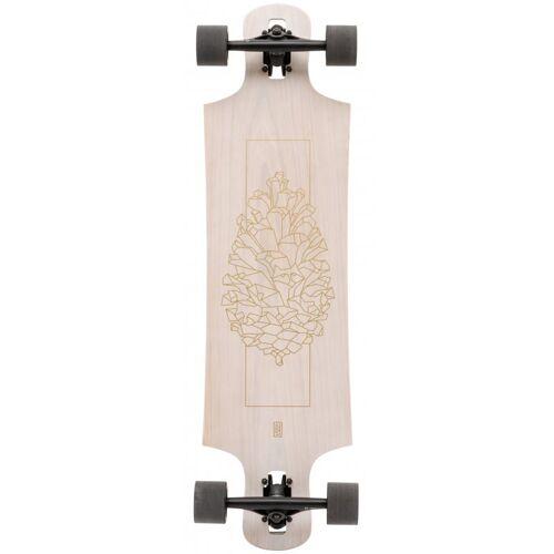 Landyachtz - Drop Hammer White Oak - Longboard Complete