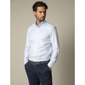 Cavallaro Napoli Heren Overhemd - NOS Light Blue Overhemd - Lichtblauw -  - Lichtblauw - Size: 39