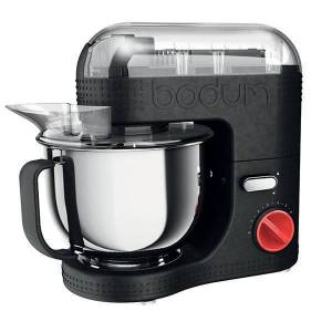 Bodum BISTRO Keukenmachine, 4.7 l Zwart