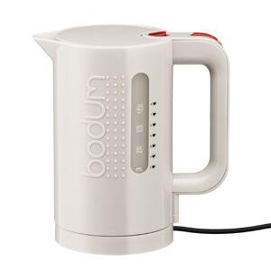 Bodum BISTRO Elektrische waterkoker, 1.0 l Gebroken wit