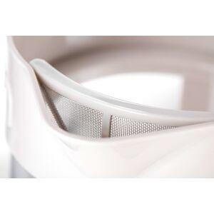 Bodum BISTRO Dubbelwandig waterkoker met temperatuur regelaar, 1.1 l Gebroken wit