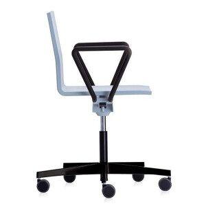 Vitra .04 bureaustoel grijs