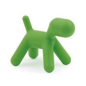 Magis Puppy kinderstoel small groen