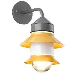 Marset Santorini A Fixed Stem wandlamp mosterd