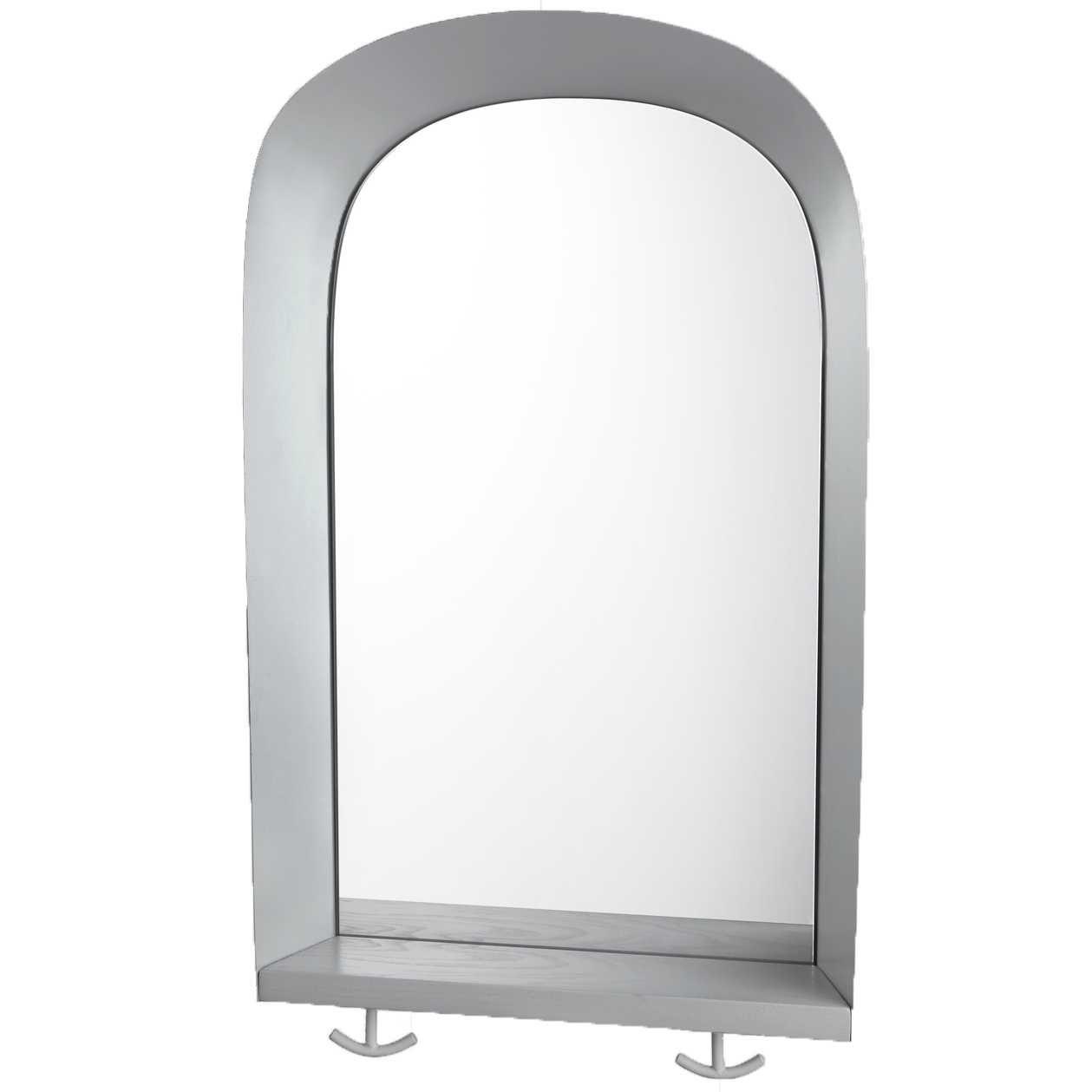 Nofred Portal spiegel grijs
