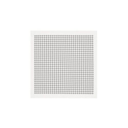 Vitra Square Checker tafelkleed grijs