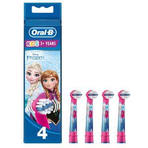 Oral-B Kids' Opzetborstels Met Frozen-figuren, Verpakking Van 4