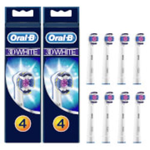 Oral-B 3D White Opzetborstels, V...