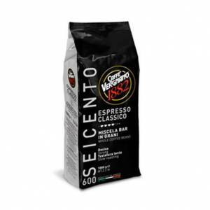 Vergnano Caffè Vergnano koffiebonen espresso CLASSICO 600 (1kg)