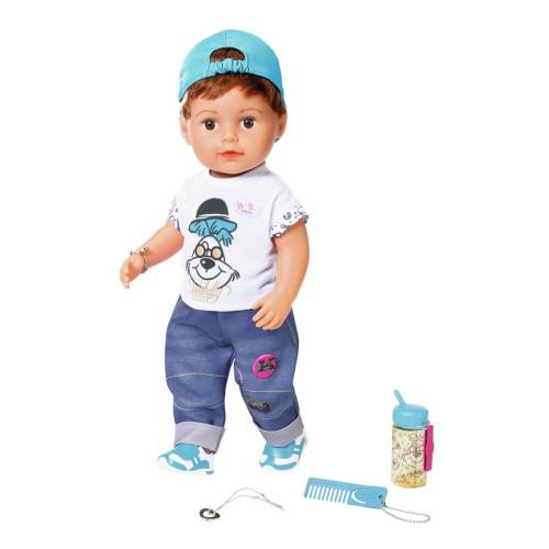 Zapf Baby Born Pop Soft Touch Broer 43 cm