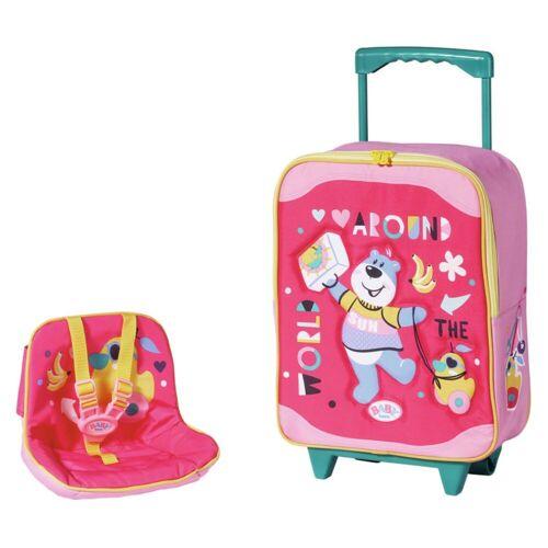 Zapf Baby Born Accessoires Trolley met zitje