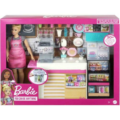 Mattel Barbie Barbie Coffee Shop