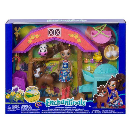 Mattel Enchantimals Boerderij Speelset