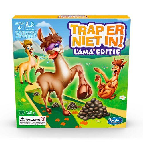 Hasbro Trap Er Niet In! Llama Parade