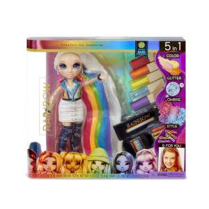 Mga Rainbow Surprise Hair Play Rainbow Doll