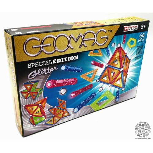 Top1Toys Geomag Glitter Special Edition