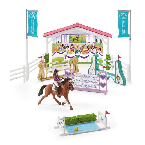 Schleich 42440 Paardenboerderij Met Huis En Stal