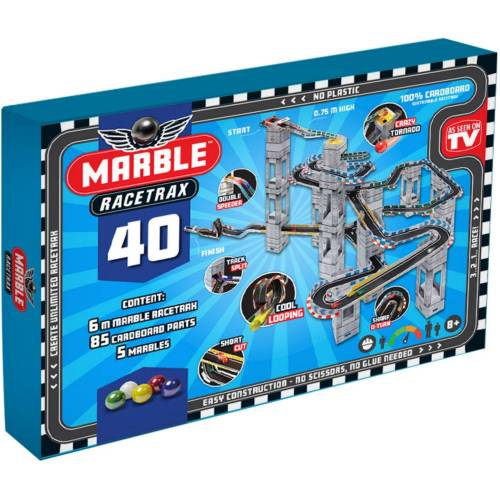 Marble Racetrax Circuit 40 Sheets