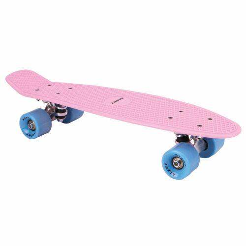 Alert Skateboard Neon Roze 55 Cm ABEC 7 Alert