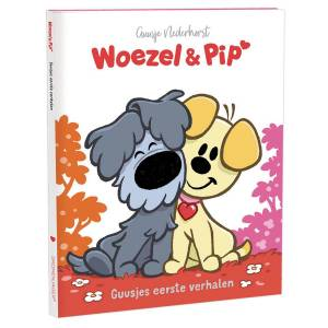 Top1Toys Boek Woezel & Pip Guusjes 1e Verhalen