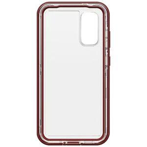 - LifeProof NËXT - Achterzijde behuizing voor mobiele telefoon - frambozenijs - voor Samsung Galaxy S20, S20 5G