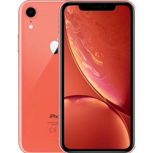 KPN Apple iPhone Xr - Smartphone - dual-SIM - 4G LTE Advanced - 64 GB - GSM - 6.1