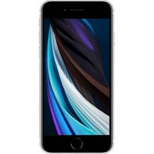 "Apple iPhone SE (2e generatie) - Smartphone - dual-SIM - 4G Gigabit Class LTE - 64 GB - 4.7"" - 1334 x 750 pixels (326 ppi)"