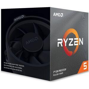 AMD Ryzen 5 3600X - Processor - 3.8 GHz (4.4 GHz) - 6 cores - 12 threads - 35 MB cache - AM4 Socket