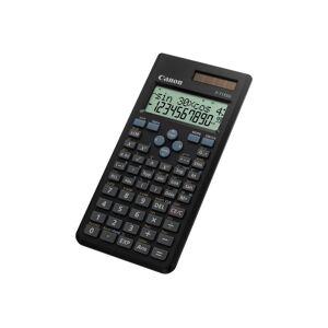 Canon F-715SG - Wetenschappelijke rekenmachine - 10 cijfers + 2 exponenten - zonnepaneel, batterij - zwart