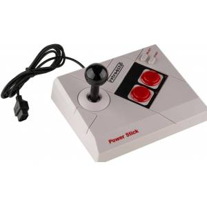 - Retro-Bit Power Stick NES - Gamecontroller - NES - Grijs
