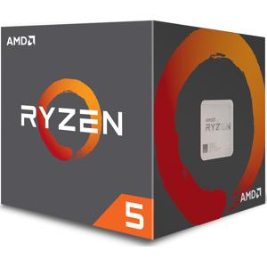 AMD Ryzen 5 2600 - Processor - 3.4 GHz - 6 cores - 12 threads - 19 MB cache - AM4 Socket