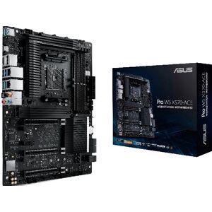 Asus Pro WS X570-ACE - Moederbord - ATX - Socket AM4 - AMD X570 - USB 3.2 Gen 1, USB 3.2 Gen 2 - Gigabit LAN