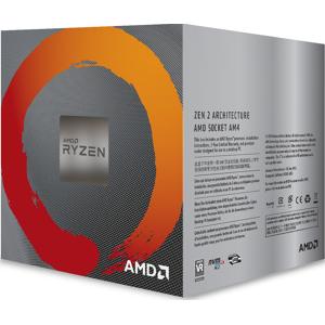 AMD Ryzen 5 3600XT - Processor - 3.8 GHz (4.5 GHz) - 6-cores - 12 threads - 35 MB cache - AM4 Socket