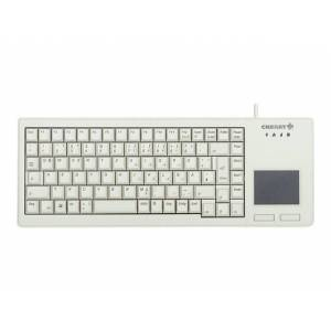 CHERRY XS G84-5500 - Toetsenbord - USB - Engels -VS - lichtgrijs