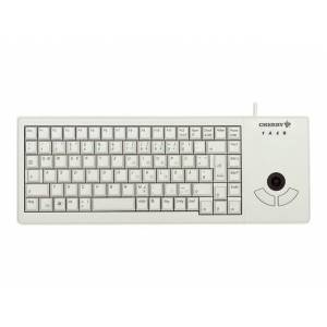 CHERRY XS G84-5400 - Toetsenbord - USB - Engels -VS - lichtgrijs