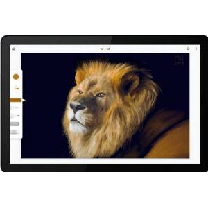 "Lenovo IdeaPad Duet Chromebook 2 in 1 - Laptop - 10"" - Mediatek P60T 8-core 2.0 GHz - 4 GB DDR4 RAM - 64 GB eMMC - ChromeOS"