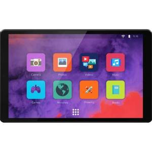 """Lenovo Tab M8 HD (2nd Gen) ZA5G - Tablet - Android 9.0 (Pie) - 32 GB Embedded Multi-Chip Package - 8"""" IPS (1280 x 800) - microSD sleuf - platinum grijs"""